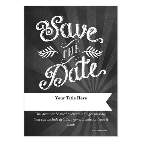 Save The Date Graduation Cards Templates by Chalkboard Save The Date Invitations Cards On Pingg