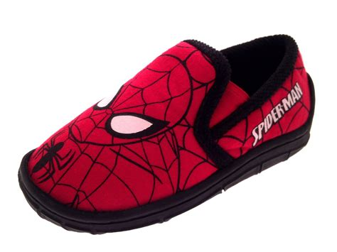 youth boys slippers marvel ultimate slippers boys childrens