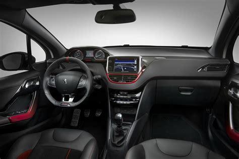 peugeot 208 gti inside video new peugeot 208 gti hatchback promo autotribute