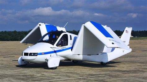 auto volante terrafugia s flying car sets 2019 debut with tech upgrade