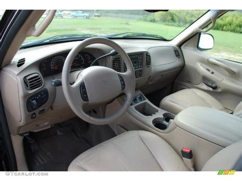 Ford Expedition 2000 Interior by 2002 Ford Expedition Eddie Bauer Interior Photo 48792019