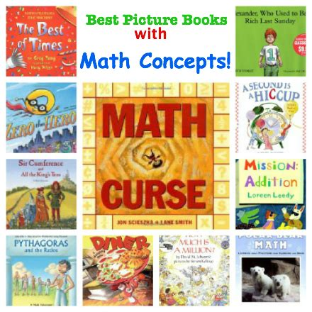 geometry picture books best picture books that teach math concepts pragmaticmom