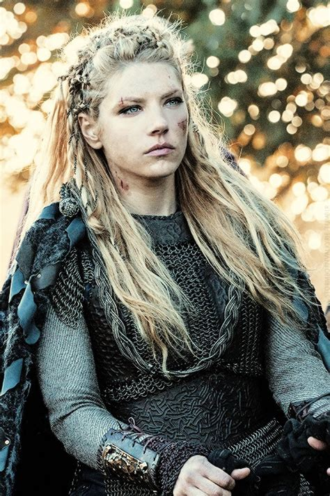 female warrior hair katheryn winnick lagertha s hairstyle in vikings strayhair