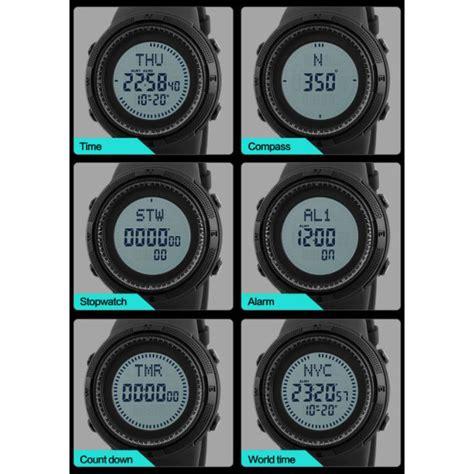 Skmei Jam Tangan Kompas Digital Pria 1300 skmei jam tangan kompas digital pria 1254 black jakartanotebook