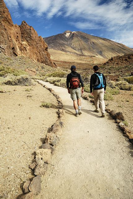 Ac National Setengah Pk mount teide national park free audioguides in