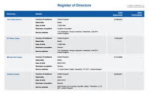 register of members template product update february 2016 inform direct