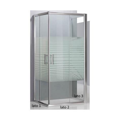 box doccia serigrafato box doccia da centro stanza cristallo temperato 6 mm