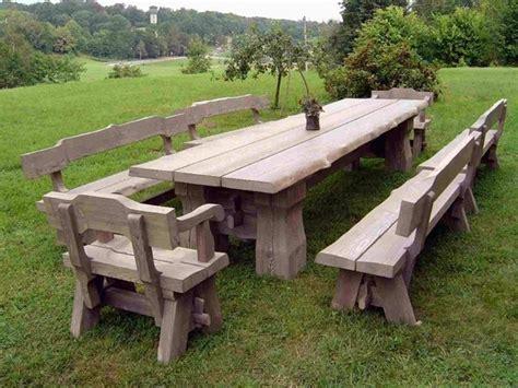 costruire un tavolo da giardino tavoli e sedie da giardino tavoli da giardino tavoli e