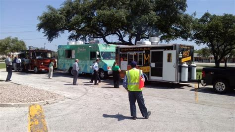 Truck Attorney San Antonio by Port San Antonio Food Truck Court Food Trucks 3007