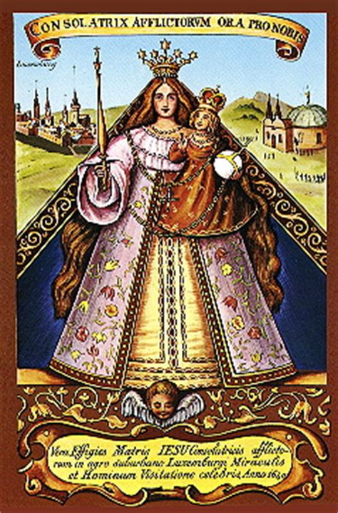 our lady comforter of the afflicted kevelaer our lady consoler of the afflicted marian
