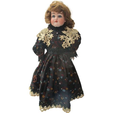 kestner bisque doll 154 antique kestner 154 doll from atticangel on ruby