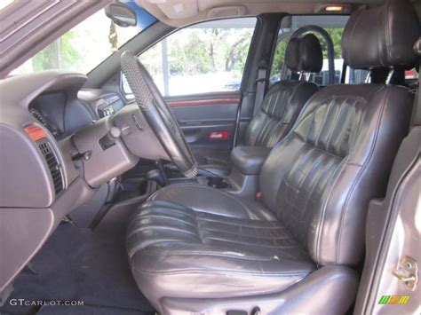 1999 Jeep Grand Limited Interior Agate Interior 1999 Jeep Grand Limited 4x4 Photo