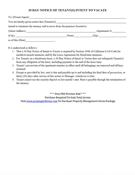 Termination Letter For Hoa Management Company property management forms contracts agreements templates