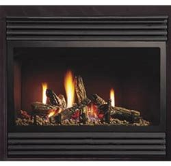 kingsman zdv3318 small gas fireplace direct vent