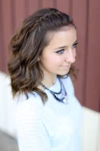 Diy faux waterfall headband cute girls hairstyles new style for 2016