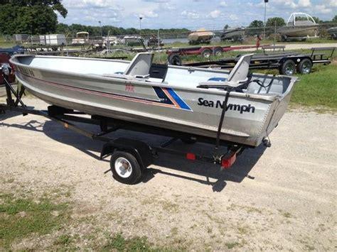 sea nymph boats for sale in michigan used sea nymph boats for sale boats