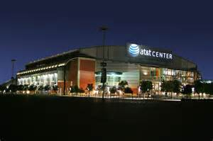 Att Tx San Antonio Sbc Center