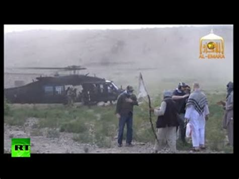 taliban releases of us soldier bowe bergdahl