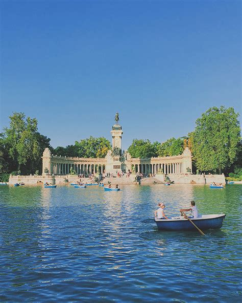 retiro park boats hours musingmutley the best of madrid in 24 hours buro 24 7