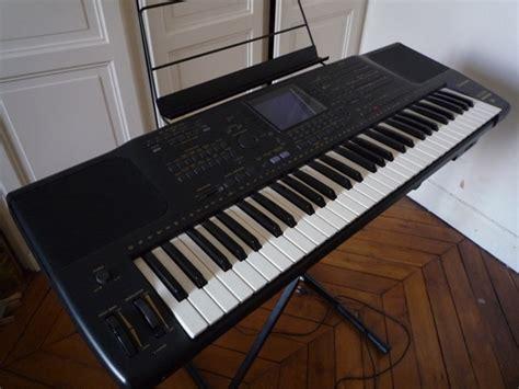 Keyboard Technics Kn 2000 technics kn 2000 image 78255 audiofanzine