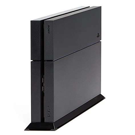 Vertical Stand Ps 4 amazonbasics vertical stand for sony ps4 officially licensed by sony america speaks ink
