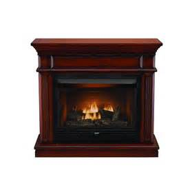 shop style selections 26000 btu cherry vent free gas