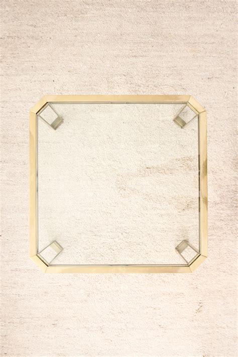 glazen salontafel met koper finest with glazen salontafels met messing