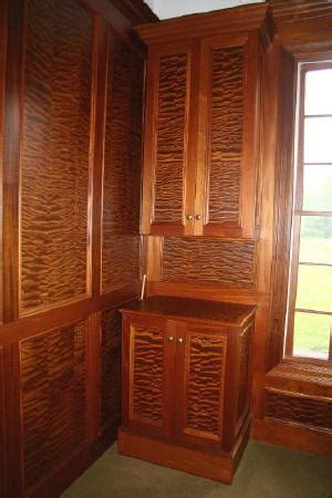 Stained Glass Kitchen Cabinets Pommele Makore Makore Panels Makore Cabinets Game Room