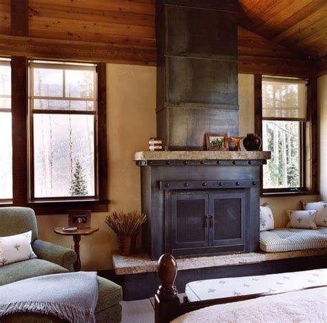 Fireplace Metal by 100 Fireplace Design Ideas For A Warm Home During Winter