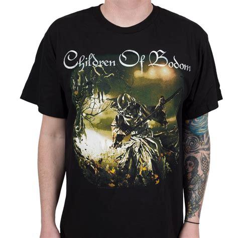 Children Of Bodom 4 T Shirt children of bodom quot relentless quot t shirt indiemerchstore