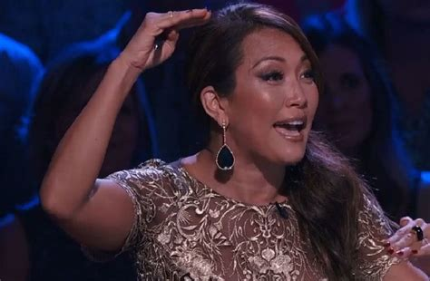 Carrie Inaba Says Yes by With The Week 3 Live Tonight S