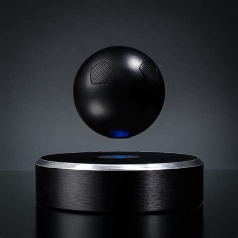 touch of modern om audio levitating bluetooth speakers touch of modern