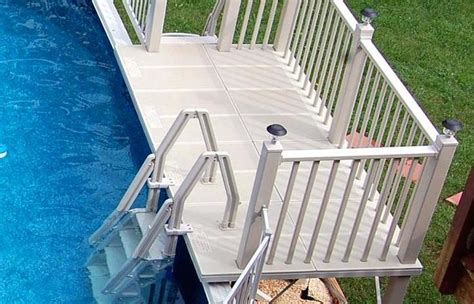 prefab deck kits lowes suppliers resin home depot elements