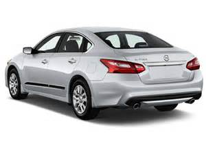 Nissan Altima 2door Image 2016 Nissan Altima 4 Door Sedan I4 2 5 S Angular