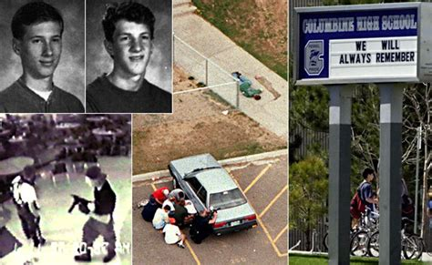 real scene photos columbine 10 worst shootings happened in us listverse info