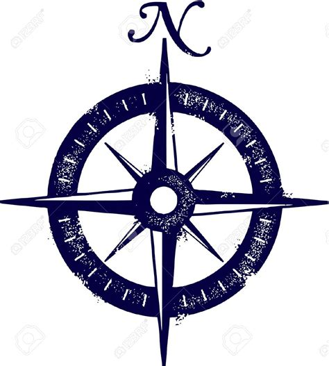 compass clip navy clipart compass pencil and in color navy clipart