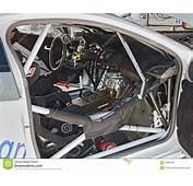 Interior Of A Racing Car Editorial Stock Photo  Image