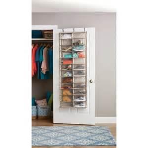 better homes and gardens the door shoe organizer