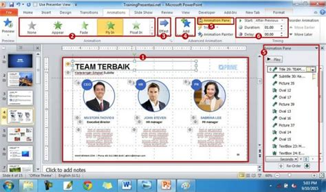 cara membuat power point menarik dan bagus download contoh animasi presentasi powerpoint