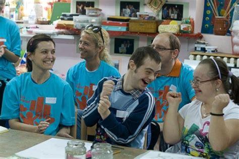 belgian evs projects volunteering for mental handicapped