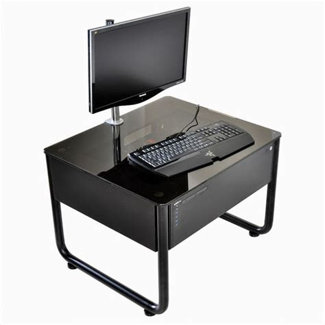 desk pc case design computer case work tables computer desk