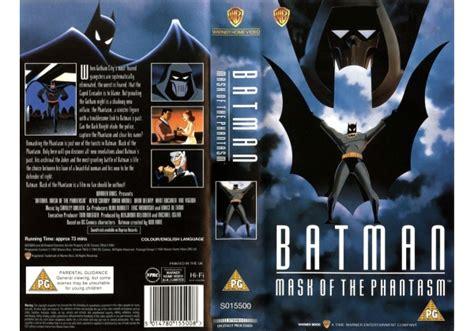 batman mask of the phantasm 1993 teaser vhs capture batman mask of the phantasm 1993 on warner home