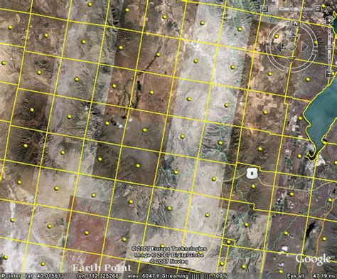 township range section google earth plotting public land survey system locations in google earth