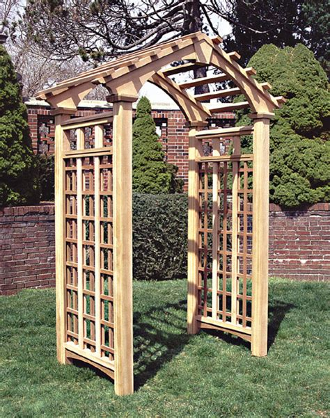Trellis Structures The Neoclassical Arbor By Trellis Structures