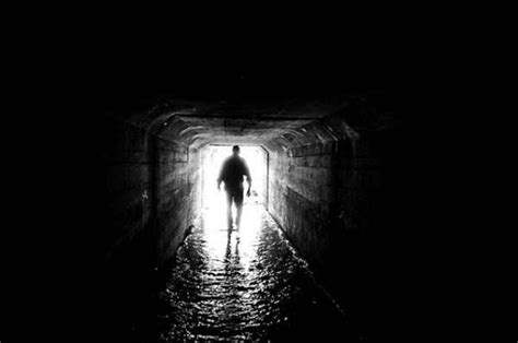 The Light At The End Of The Tunnel by Words From The Side The Light At The End Of The