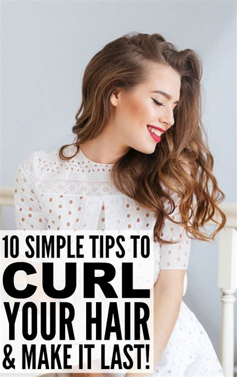 best curling wand for shoulder length hair 10 tips to teach you how to curl your hair and make it