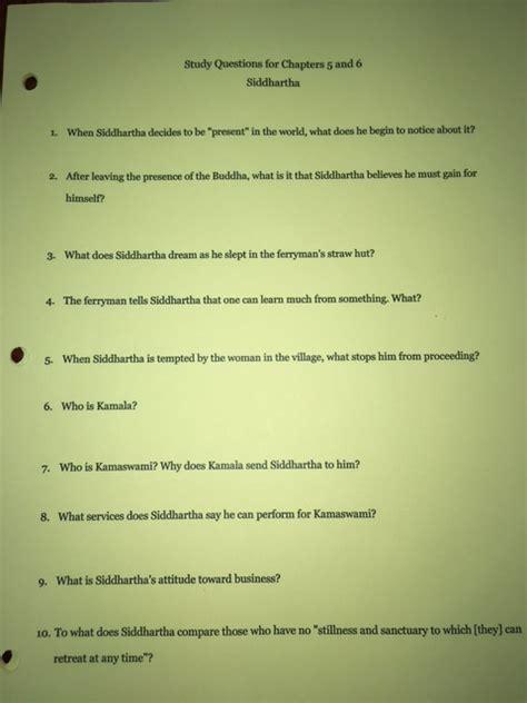 themes in siddhartha essay senior english