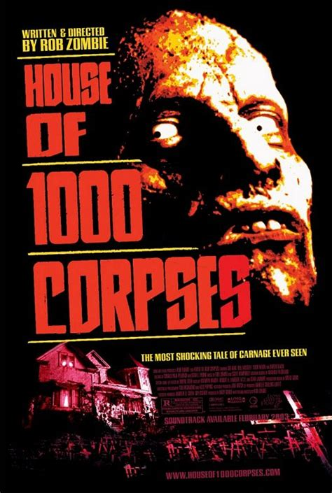 house of a thousand corpses house of 1000 corpses dallas fort worth alamo drafthouse cinema