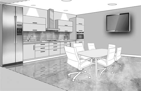 Office Kitchen Designs by Bathroom Amp Kitchen Design By Andrew Nelson At Coroflot Com