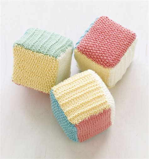 17 Best Images About Loom Knitting Baby Blocks On